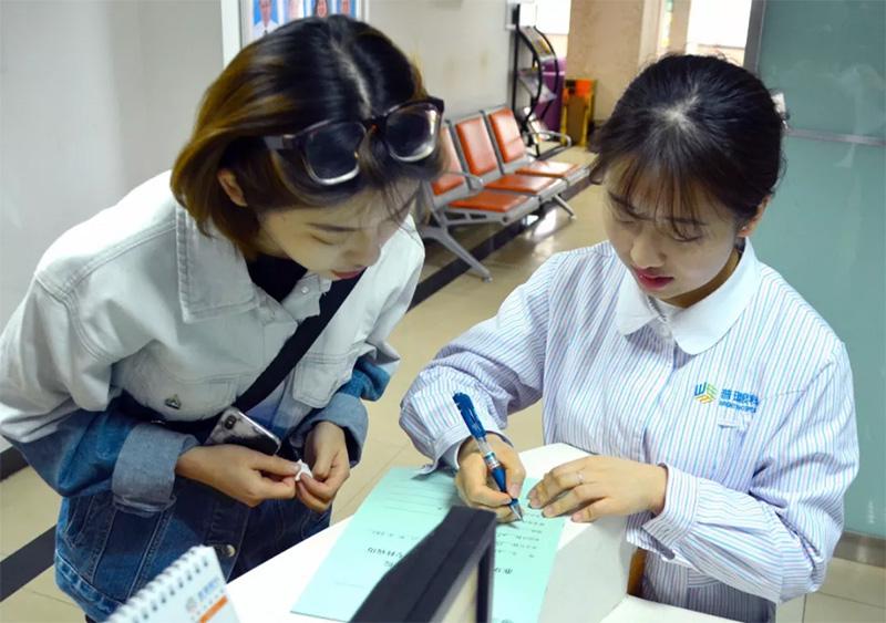 【摘镜体验官】Hi1048女主播婉玉成功摘镜,术后视力1.2